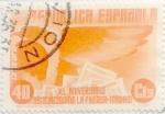 Sellos de Europa - España -  40 céntimos 1936