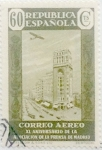 Stamps Spain -  60 céntimos 1936