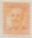 Stamps Spain -  60 céntimos 1938