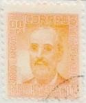 Sellos de Europa - España -  60 céntimos 1938