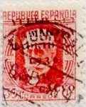 Stamps Spain -  30 céntimos 1936
