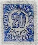 Sellos de Europa - España -  20 céntimos 1938