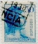 Sellos de Europa - España -  50 céntimos 1938