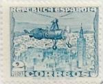 Sellos de Europa - España -  2 pesetas 1938