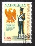 Sellos de Africa - Guinea Ecuatorial -  Uniformes