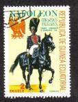 Stamps Equatorial Guinea -  Uniformes