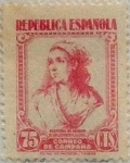 Stamps Spain -  75 céntimos 1939