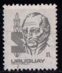 Sellos del Mundo : America : Uruguay : Artigas