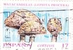 Stamps Spain -  Matacandelas  (16)