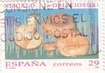 Stamps : Europe : Spain :  Niscalo  (16)