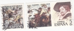 Stamps of the world : Spain :  Rubens 1577-1640  pintor (16)