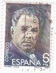 Sellos de Europa - España -  Amadeo Vives- compositor (16)