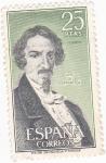 Sellos de Europa - España -  José de Espronceda -escritor  (16)