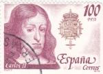 Sellos de Europa - España -  Carlos II  (16)