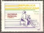 Sellos de America - Rep Dominicana -  ENTREGA  ESPECIAL
