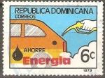 Sellos de America - Rep Dominicana -  AHORRO  DE  ENERGÌA