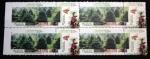 Stamps America - Guatemala -  Plantas en peligro de extinción- El Pinabete-