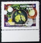 Sellos del Mundo : America : Guatemala : Gastronomía Guatemalteca - Jocón