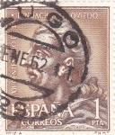 Sellos de Europa - España -  XII Centenario de la fundación de Oviedo (16)