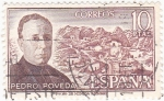 Stamps : Europe : Spain :  Pedro Poveda (16)