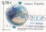 Stamps Spain -  Ciencias de la Tierra y del Universo (16)