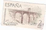 Sellos de Europa - España -  Puente de Alcántara (16)