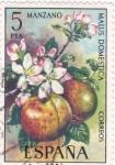 Stamps Spain -  Manzano (16)