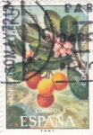 Stamps Spain -  Madroño (16)