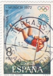 Sellos de Europa - España -  Olimpiada de Munich-72  (16)
