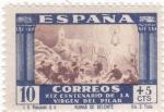 Sellos de Europa - España -  XIX Centenario de la Virgen del Pilar (16)