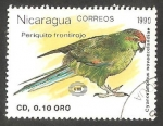 Stamps Nicaragua -  Ave