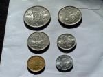 monedas de Europa - España -  Mundial Futbol