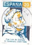 Sellos de Europa - España -  Fray Luis de Granada IV centenario (16)