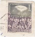 Sellos de Europa - España -  Misterios del Santo Rosario (16)