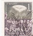 Stamps Spain -  Misterios del Santo Rosario (16)