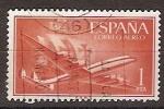 Sellos de Europa - España -  ESPAÑA SEGUNDO CENTENARIO USD Nº 1172 (0) 1P ROJO SANTA MARIA