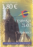 Stamps Spain -  Exposición Mundial de la filatélia juvenil (16)