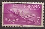 Sellos de Europa - España -  ESPAÑA SEGUNDO CENTENARIO USD Nº 1178 (0) 7P LILA SANTA MARIA