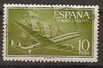 Sellos de Europa - España -  ESPAÑA SEGUNDO CENTENARIO USD Nº 1179 (0) VERDE OLIVA SANTA MARIA