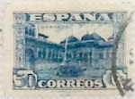 Sellos de Europa - España -  50 céntimos 1936