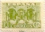 Sellos de Europa - España -  60 céntimos 1936