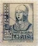 Sellos de Europa - España -  15 céntimos 1937