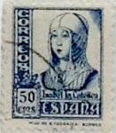 Sellos de Europa - España -  50 céntimos 1937