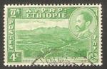 Sellos de Africa - Etiopía -  Debra Sina