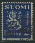 Sellos de Europa - Finlandia -  S171 - Escudo Republica