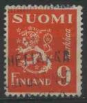 Sellos de Europa - Finlandia -  S272 - Escudo Republica