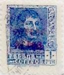 Stamps Spain -  1 peseta 1938