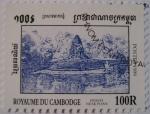 Stamps Asia - Cambodia -  Sitios históricos - Prasat Neak Poan