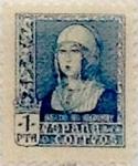Sellos de Europa - España -  1 peseta 1938