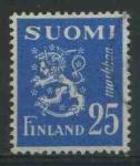 Sellos del Mundo : Europa : Finlandia : S304 - Escudo Republica